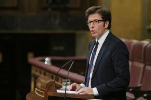 El PSOE apoya el nuevo Convenio entre el Estado y la Comunidad Foral de Navarra