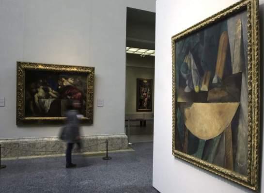 Dalí y Picasso, cara a cara