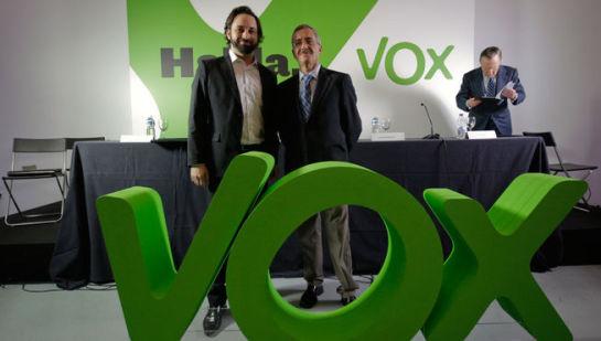 Segundo acuerdo de VOX con otras formaciones políticas en un mes