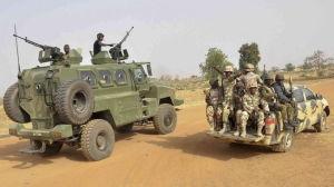 Niger y Chad lanzan ofensiva contra Boko Haram