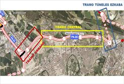 Fomento mejorará la seguridad de las rotondas del tramo norte de la Ronda de Pamplona