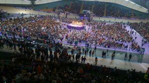 Podemos no revienta Dos Hermanas pero logra reunir a más de 14.000 personas