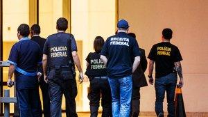 Policia Brasil detenciopnes corrupción