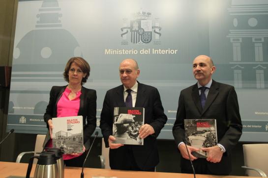 """El Gobierno foral edita el tercer volumen de """"Relatos de Plomo"""", dedicado a quienes combatieron el terror"""