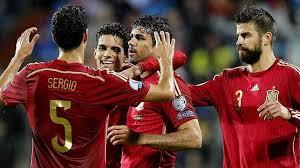 España sale del top 10 de la lista de la FIFA