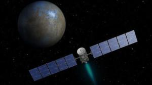 Sonda espacial planeta CERES