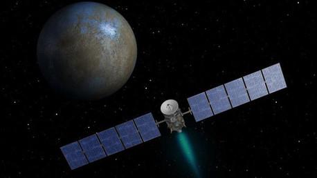 El planeta enano Ceres recibe por primera vez una nave espacial