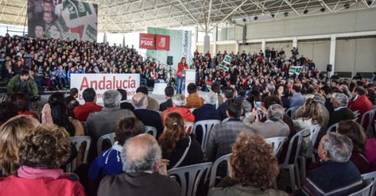 El PSOE obtendría el peor resultado de su historia en Andalucía según las últimas encuestas