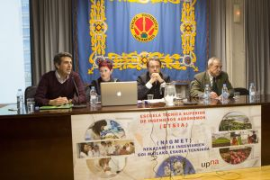 La UPNA celebra el Día Mundial del Trabajo Social