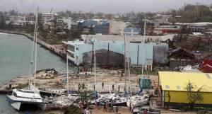 Vanuato estado de emergencia ciclón Pam