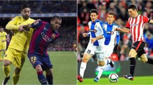 Villareal-Español retan a los reyes de copas