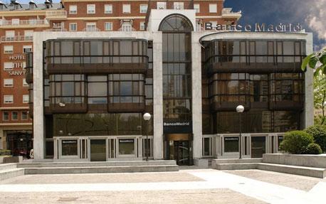 Los nuevos administradores de Banco de Madrid piden el concurso de acreedores