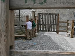 Pamplona acondiciona los corralillos de Santo Domingo para reclamo turístico de la ciudad