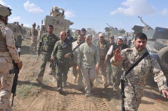 El ejército iraquí y las milicias chíies combaten en Tikrit para expulsar a Estado Islámico