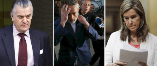 Ruz manda al banquillo a Bárcenas, Correa, Mato y otros 37 imputados por Gürtel