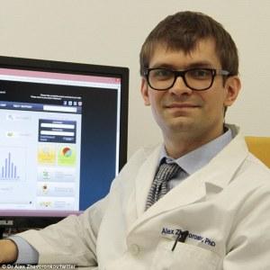 Dr. Alex Zhavoronkov/twitter