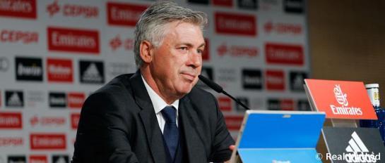 """Ancelotti: """"Para ganar a la Juve necesitamos al mejor Real Madrid"""""""