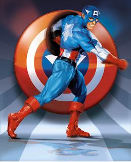 El Salón del Cómic de Barcelona más fantástico celebra el 75 aniversario del Capitán América y el Joker