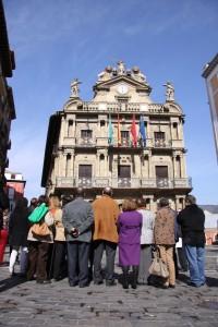 Casco viejo de Pamplona-visitas guiadas