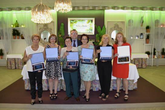 El Complejo Castejón homenajea a seis camareras de ZonaChic