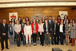 El consejero Alli presenta en Madrid las novedades de la nueva Ley de violencia hacia las mujeres
