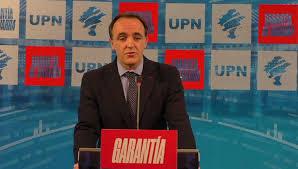 Esparza (UPN) anuncia la creación de 500 plazas públicas residenciales y 250 plazas de Día