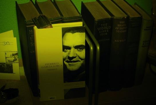 Ian Gibson anuncia una reedición de la biografía de Lorca para 2016