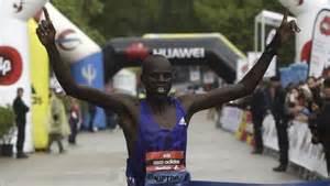 Kiptoo repite triunfo en el maratón de Madrid