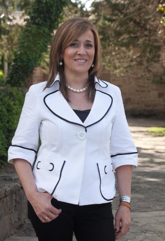 Nieves Ciprés será la candidata de VOX Navarra al Parlamento Foral