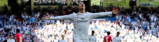 8-0. Goleada histórica del Madrid al Malmoe con cuatro goles de Cristiano