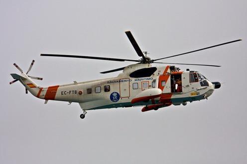 Los medios de Salvamento Marítimo están actuando en la zona del hundimiento del Oleg Naydenov