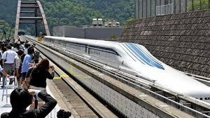 Un tren de levitación magnética supera los 600 km/hora en Japón y marca un nuevo récord