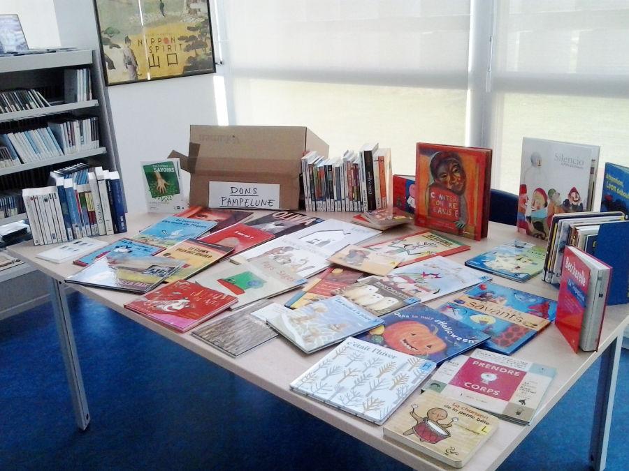 Las bibliotecas públicas de Pamplona vuelven a su horario de mañana durante la Navidad