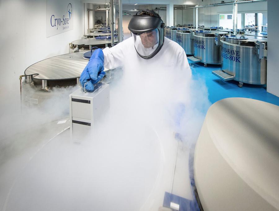 Divina Pastora firma un convenio con Crio-Cord, empresa de conservación de células madre