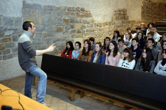 """AGENDA: 24 de abril, Civivox Condestable de Pamplona, """"El Buscón"""" de Quevedo"""