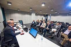 El Corredor Atlántico mejoraría la competitividad de Navarra