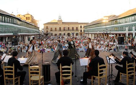 Talleres de improvisación y verso clásico completan la programación del Festival de Almagro
