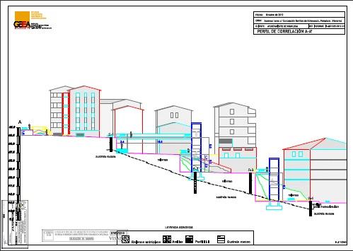 El Ayuntamiento de Pamplona construirá dos ascensores urbanos en Echavacoiz