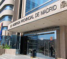La Audiencia de Madrid ordena celebrar el juicio por el 'caso Guateque'