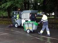 Tasubinsa, adjudicataria de los trabajos de recogida de basuras, compostaje y limpieza de Baztan