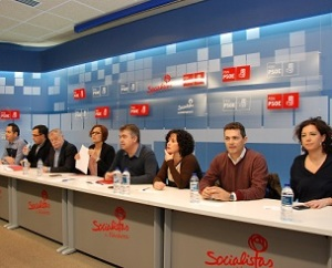 Comité Regional del PSN. Archivo