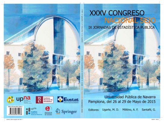 XXXV Congreso Nacional de Estadística e Investigación Operativa de la UPNA reúne a 300 expertos