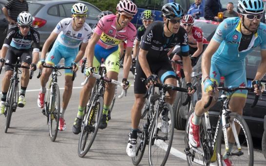 "Contador gana dos segundos: ""Está todo bastante controlado"""