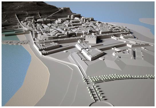 Donostia-San Sebastian -murallas 1813-1