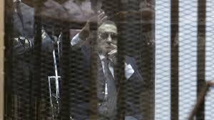 Mubarak y sus hijos, sentenciados a tres años de cárcel por corrupción