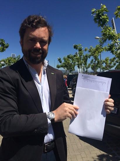 VOX solicita la suspensión de la Copa del Rey con cerca de 60.000 firmas