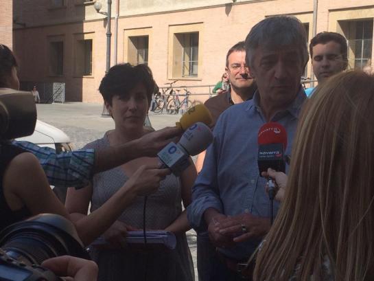 Geroa Bai defiende una discriminación positiva para el euskera, patrimonio de todos los navarros