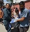 Un nuevo terremoto de 7,4 en Nepal deja  al menos 57 muertos y 1.129 heridos
