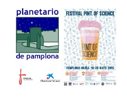 «Pint of Science» llega a ocho ciudades españolas, entre ellas Pamplona