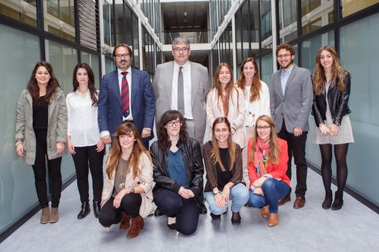 Juan Manuel de Prada cierra el programa LYDER de la Facultad de Ciencias Jurídicas